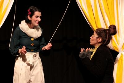 Francesca fliegt